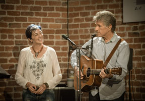 Nell Robinson & Jim Nunally Band - 1