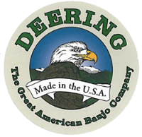 Proudly partnering with  Deering Banjo  Company for additional online distribution and marketing.