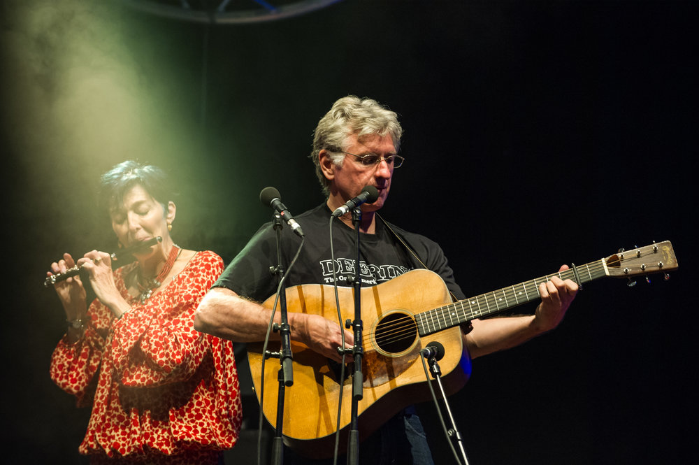 Jim and Nell Live at La Roche Bluegrass Festival.jpg