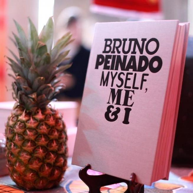 Bruno Peinado, Myself, Me & I, Monnaie de Paris, 19 mai 2012