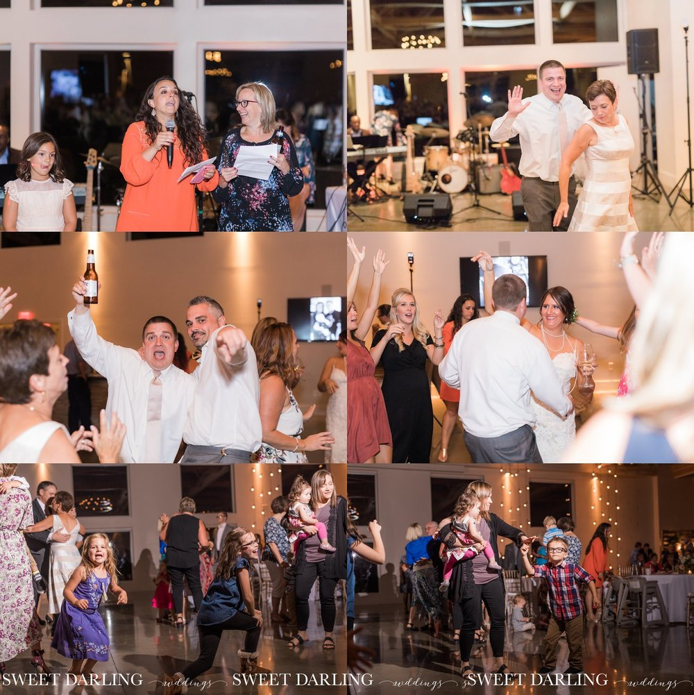 Dancing the night away at pear tree estate