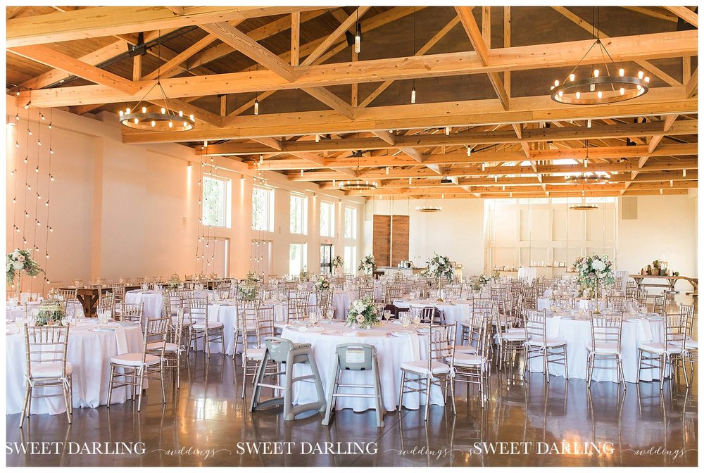 Wedding reception at pear tree estate