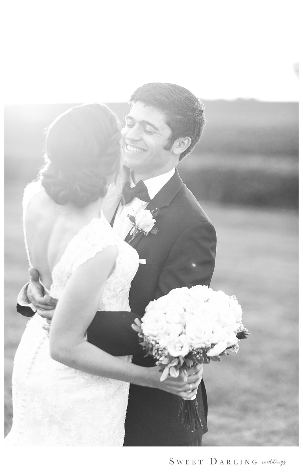 Our hearts melted over this spontaneous moment of laughter between Nick & Elizabeth!