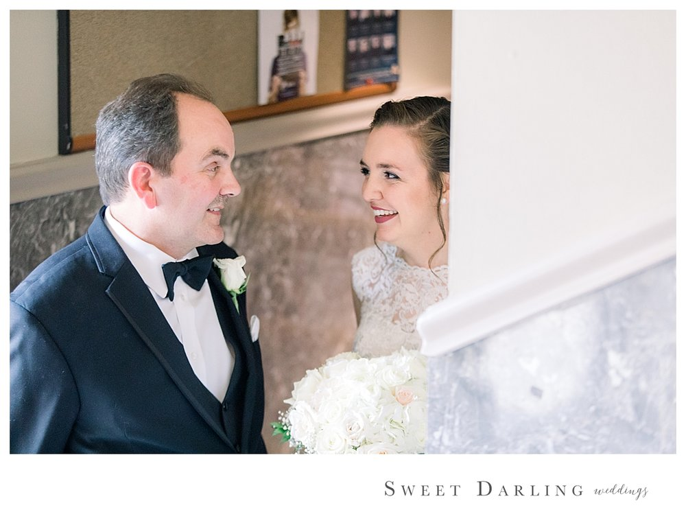 One of our favorite things to photograph is the special moments between a dad and his daughter before walking her down the aisle.