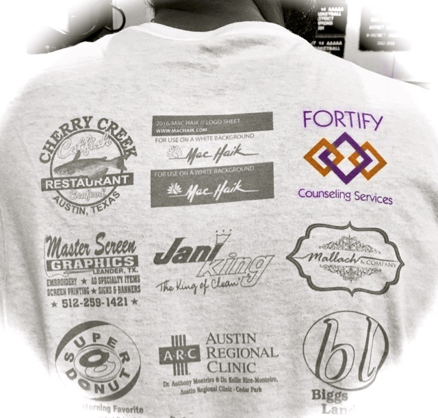 Fortify is a proud supporter of local youth sports.