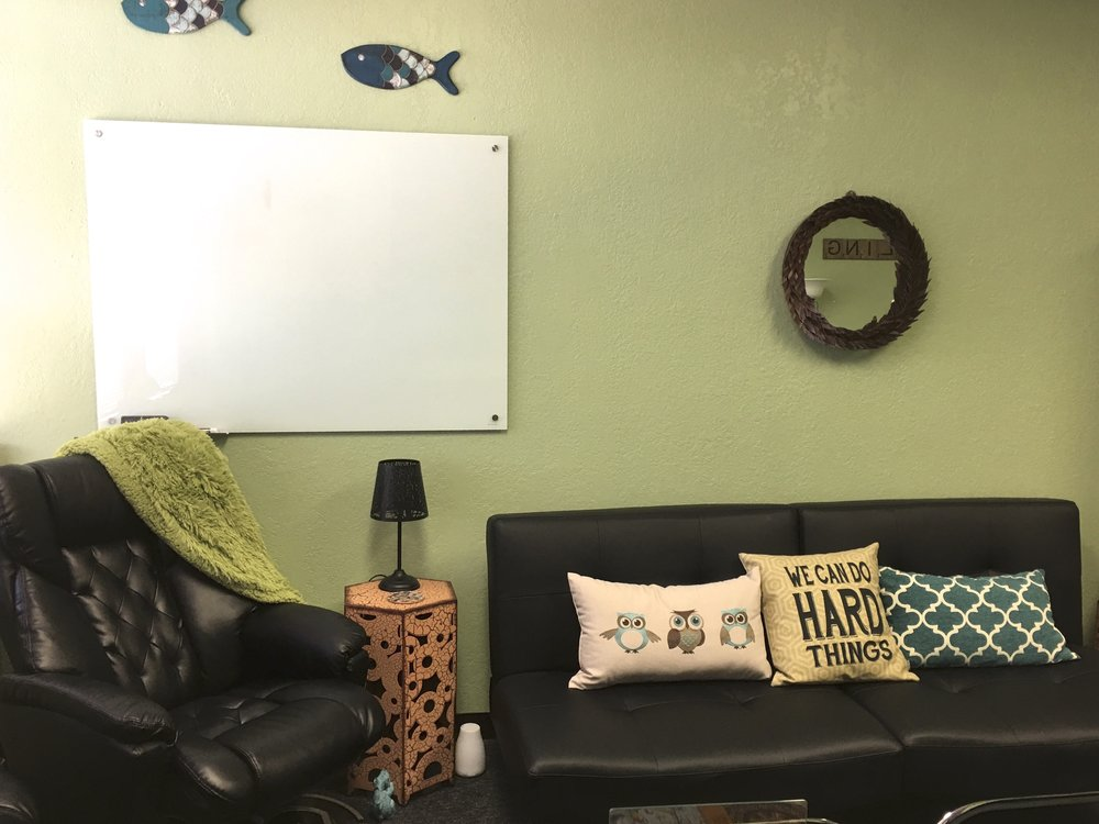 Fortify CS is fully equipped with a variety of technology (audio, video projection, etc.) to supplement traditional talk therapy as appropriate.