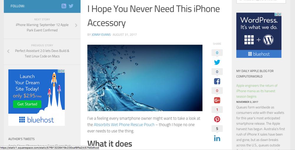 Apple Must -