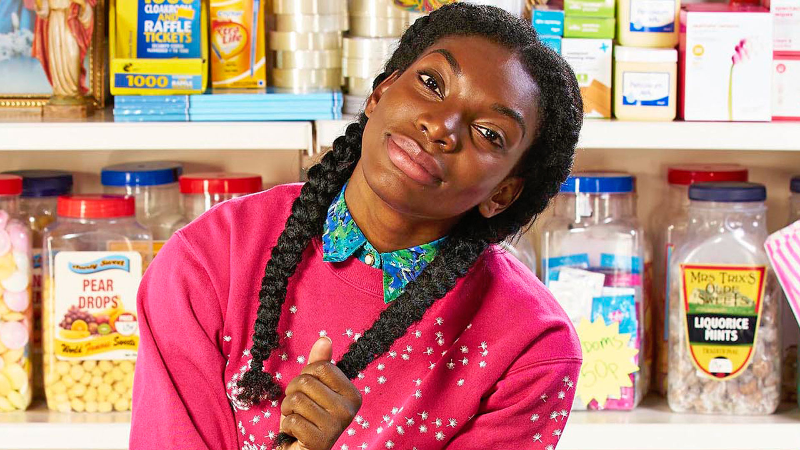 Writer and creator, Michela Coel is back with another season of Chewing Gum.