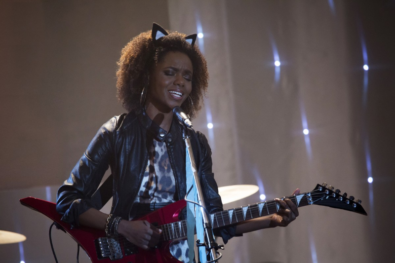 Josie (Ashleigh Murray) is more than a singer on CW's Riverdale.