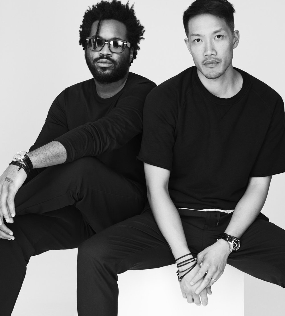 Dao-Yi Chow and Maxwell Osborne of Public School NYC