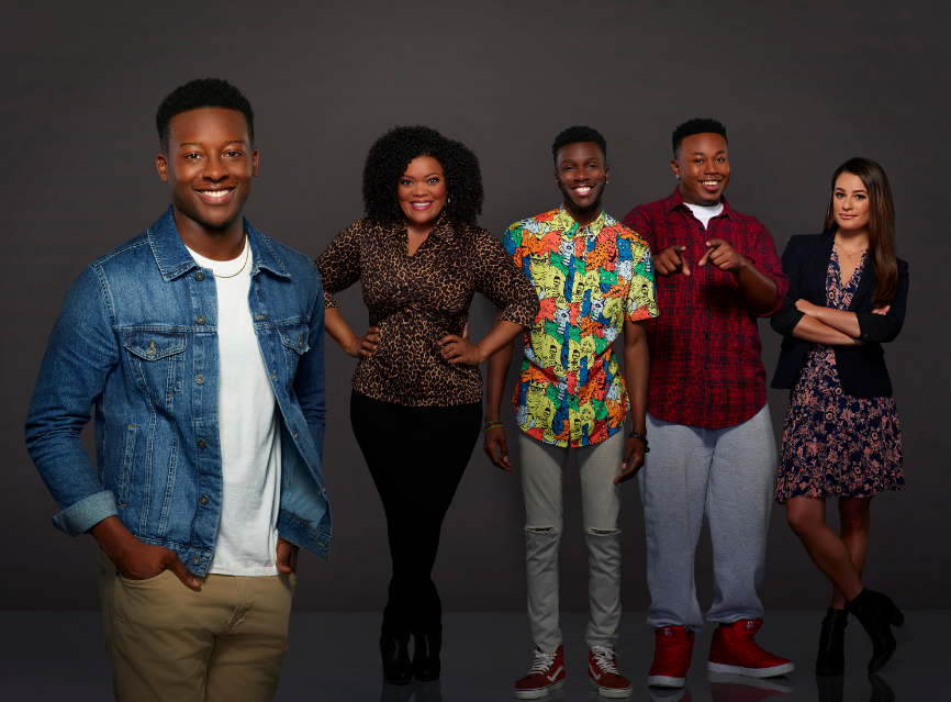 ABC's The Mayor cast includes: Brandon Hall, Yvette Nicole Brown, Bernard Jones, Marcel Spears, Lea Michelle