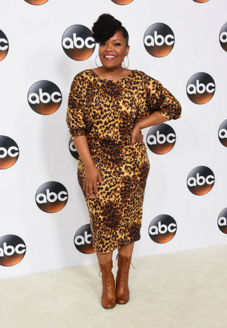 Yvette Nicole Brown gets my vote as her character, Dina Rose