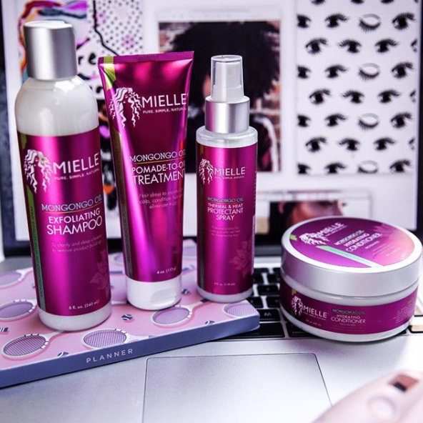 Mielle Organics and Curlbox