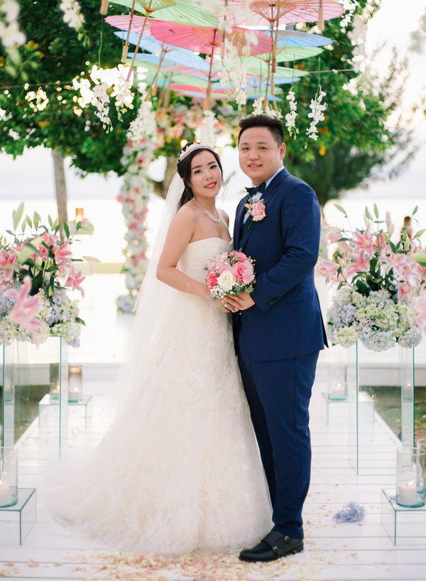ELINA + ERICK BALESIN WEDDING