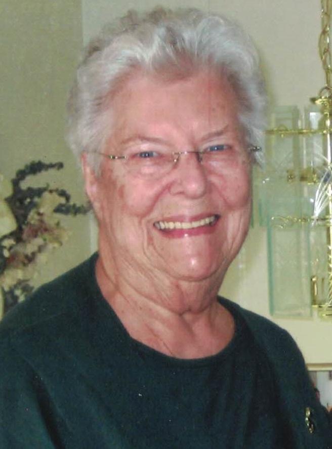 Gertrude Theresa Labrecque, 87
