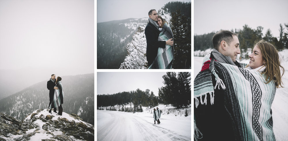 Colorado Wedding and Engagement