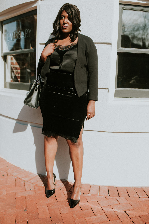 Charmant Style Velvet Look