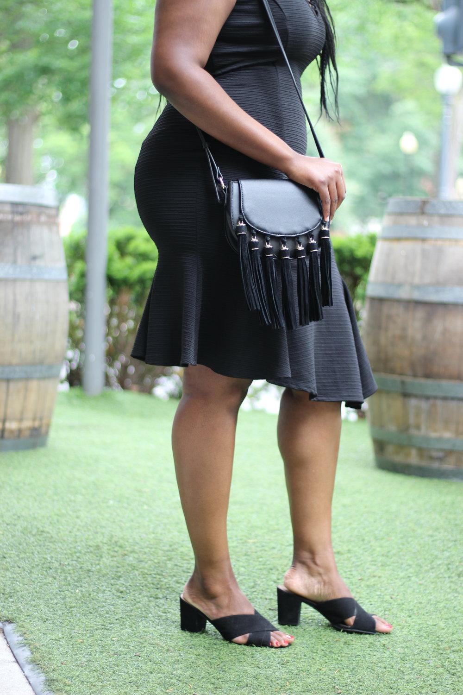 Charmant Style Fringe Bag