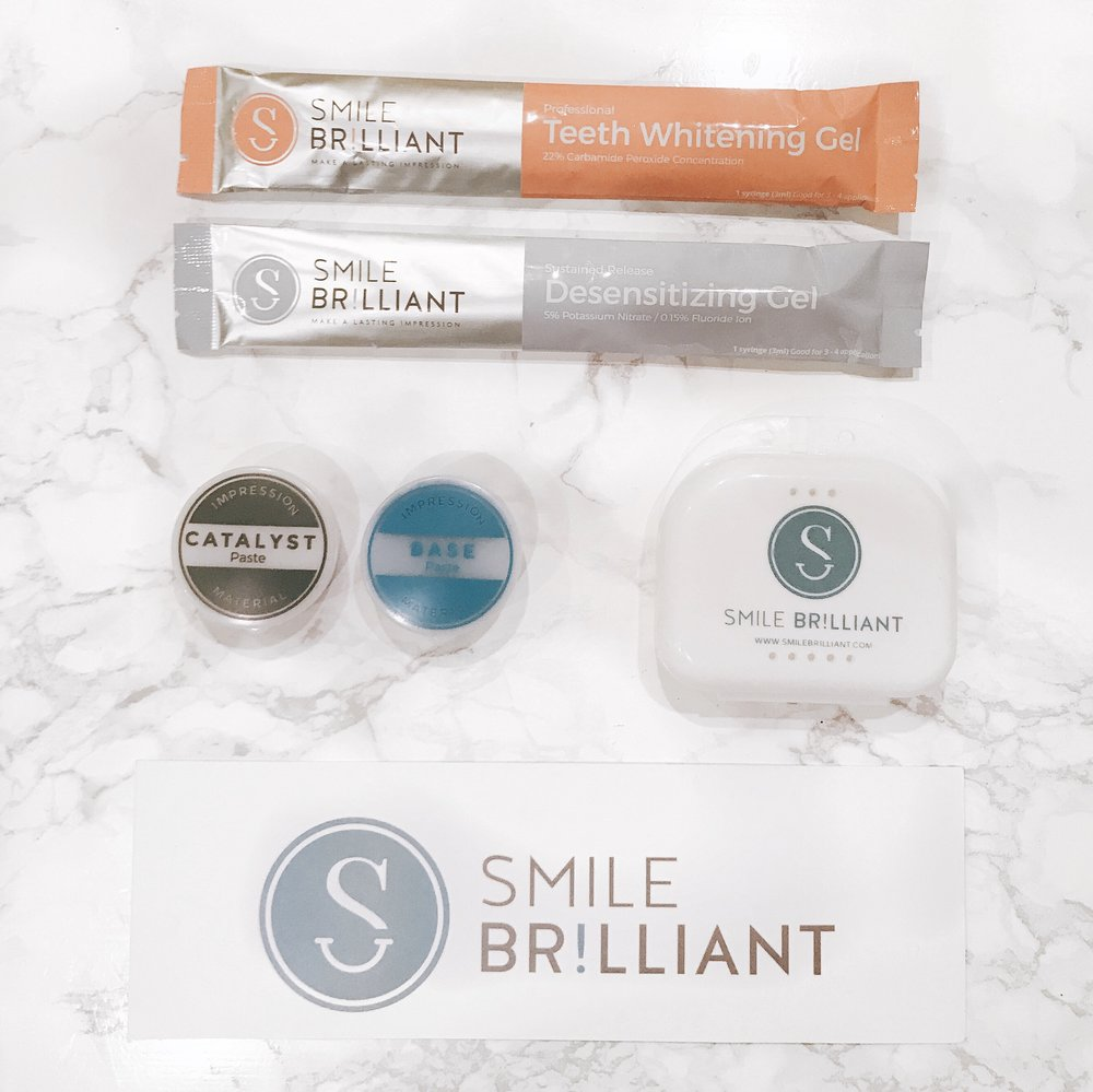 Smile Brilliant Step By Step