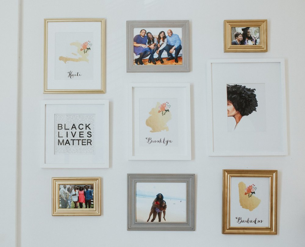 How to Create a Gallery Wall Charmaine Charmant