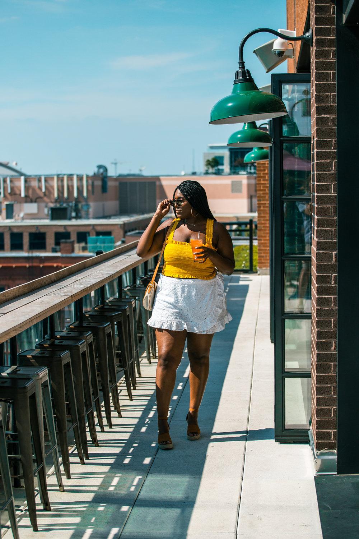 Body Positive Blogger Charmaine Charmant