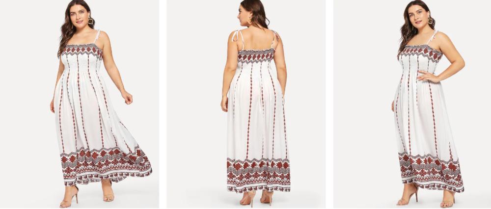 Shein Plus Size Dress