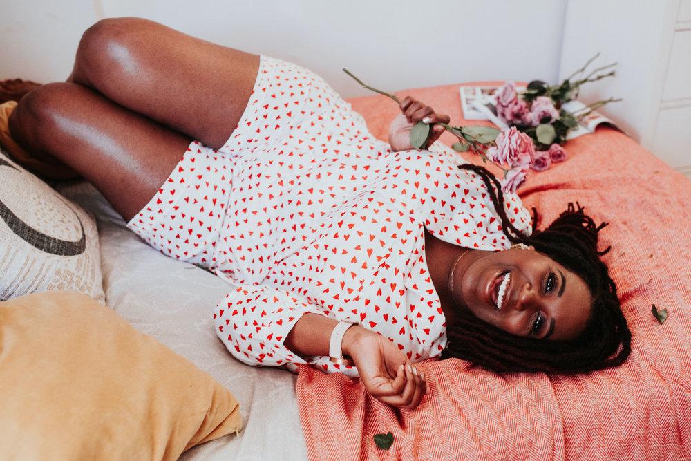 NYC Blogger Charmaine Charmant