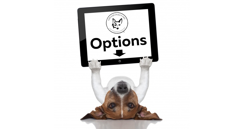 Explore Our Options Below! - Find out which Certified Cruelty Free option is right for you and/or your business.