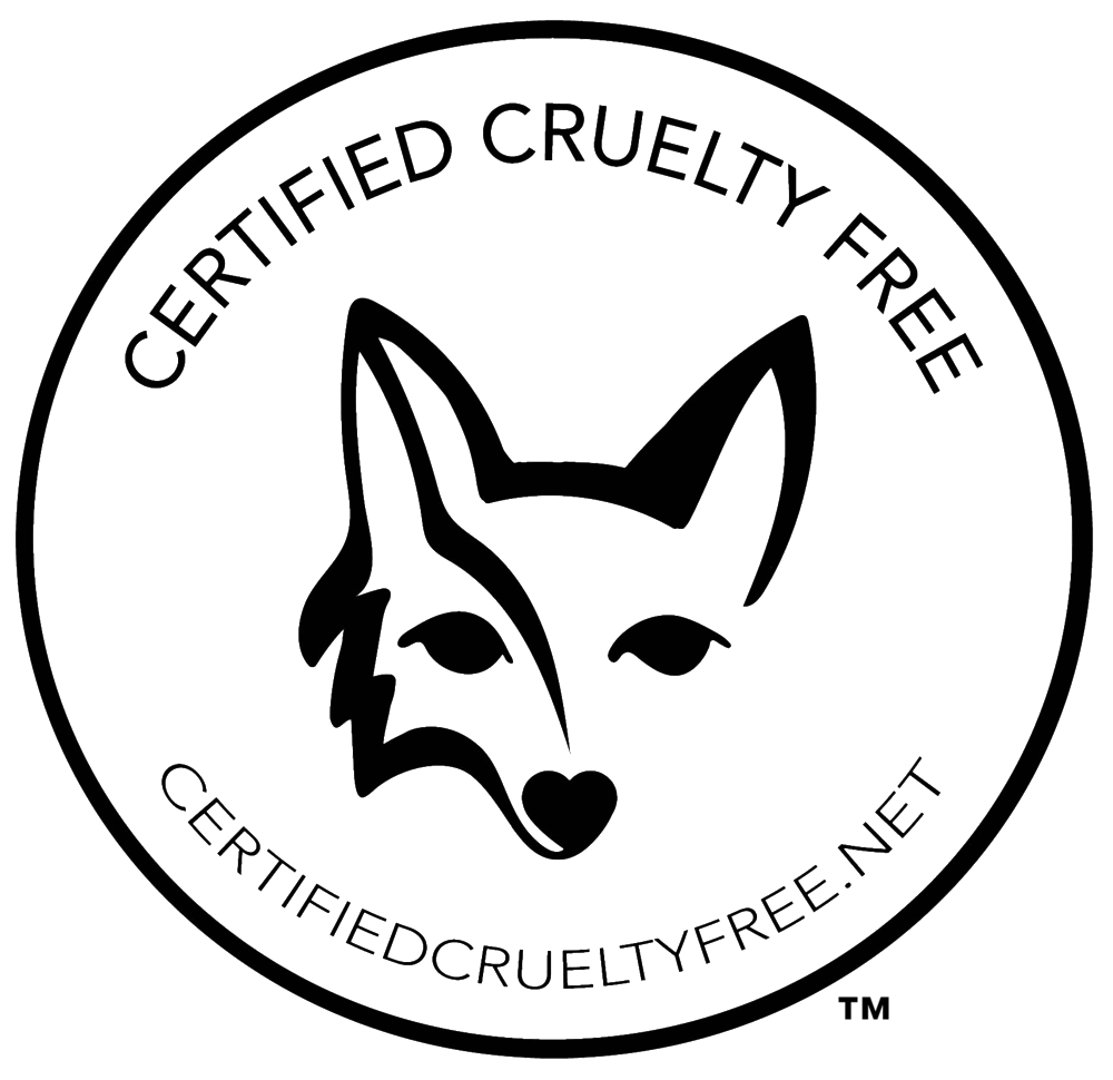 The Certified Cruelty Free badge is a globally recognized symbol.