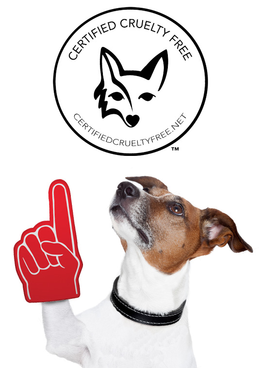 Look for the Certified Cruelty Free logo on products & websites to ensure it's 100% cruelty-free & vegan. - Do you sell at least one product that is vegan and cruelty-free (no animal byproducts or animal testing)? Then you are eligible to register for the Certified Cruelty Free trademark.