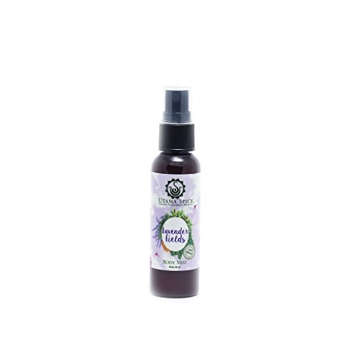 Utama Spice Lavender Body Mist Spray