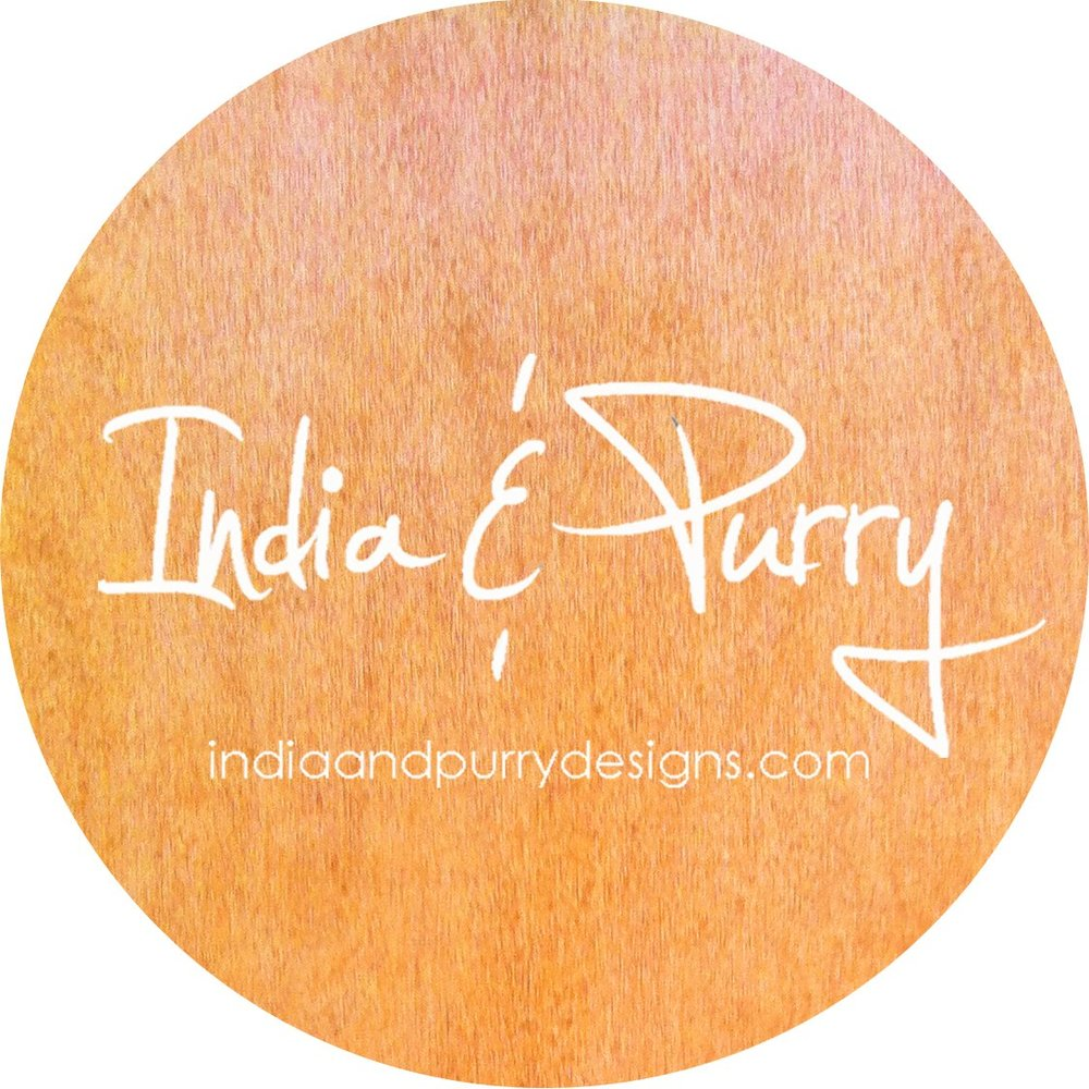India & Purry Designs - India & Purry is a capsule collection of decorative pieces for the home by artist Jessica Hollander. Jessica is a Brooklyn artist with a deep reverence for nature and its nuanced beauty.The collection is derived from her oil paintings, using small sections of larger canvases. She considers each of the paintings to be portraits, studying and celebrating the unique intricacies of specific trees and flowers and using this dialogue to transmit the peaceful, healing energy of nature. The resulting designs bring the charm of the outdoors inside to counter the plasticity of modern living and elevate the home.Shop India & Purry Designs