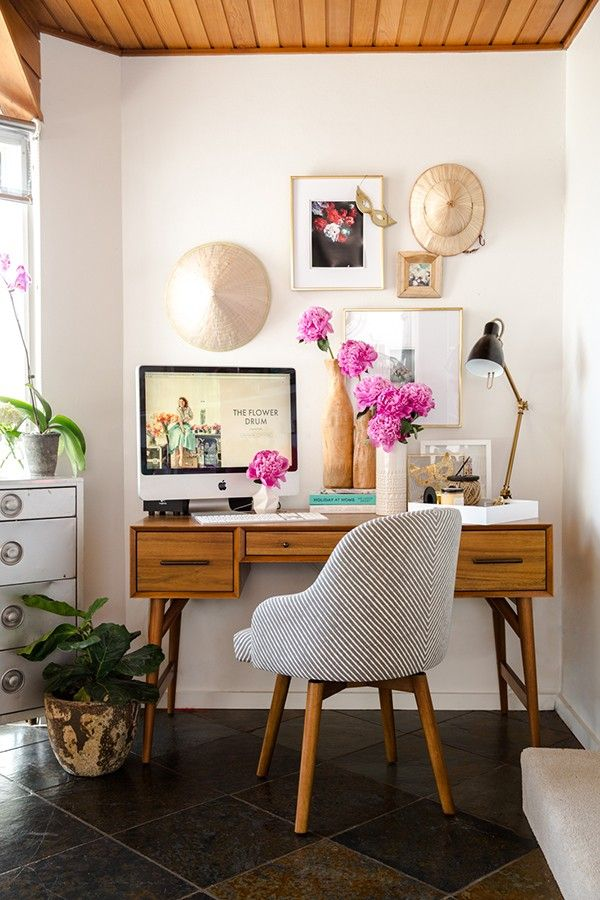 Get The (Vegan) Look: Unique Home Office | Vegan Interior Design U0026  Cruelty Free Trademark
