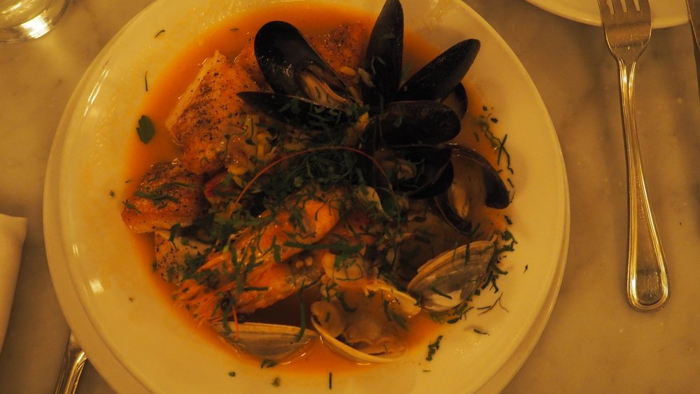 North End Cioppino Stew