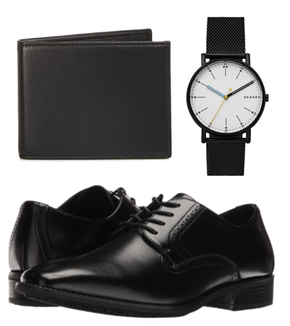 Wallet / Watch / Shoes