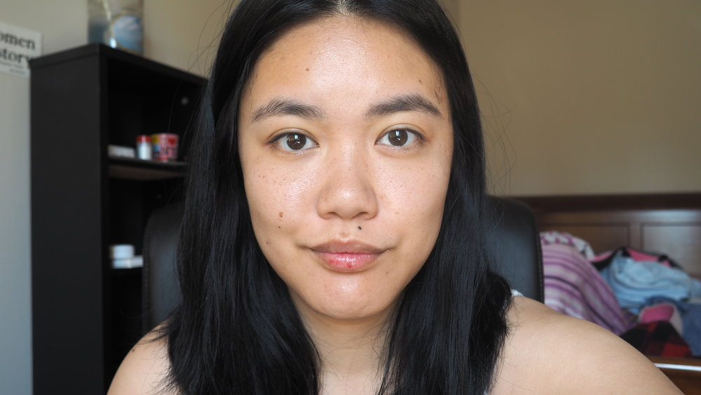 Left Brow: None | Right Brow: Archery Brow Gel