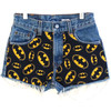 Cut off denim shorts   £19 - etsy.com