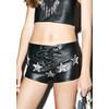 Badlands 777 leather shorts  £145 - dollskill.com