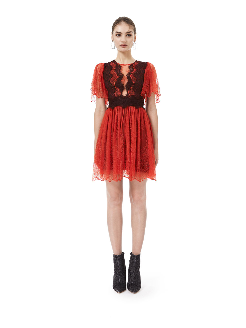 Cased in Lace Dress £355
