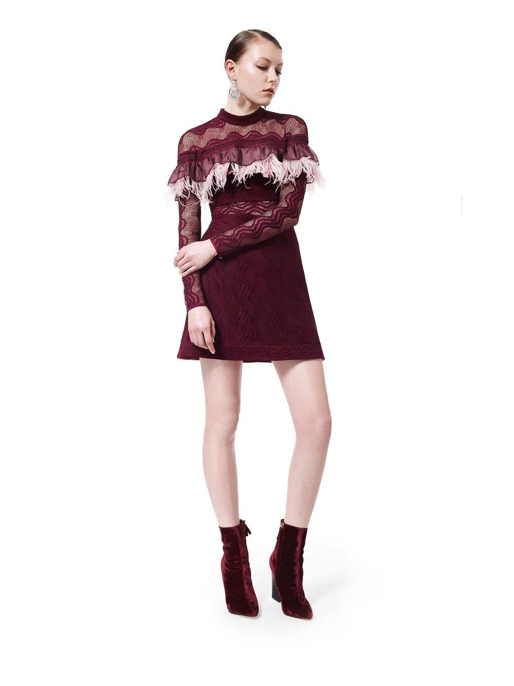 Wildfire Dress £300
