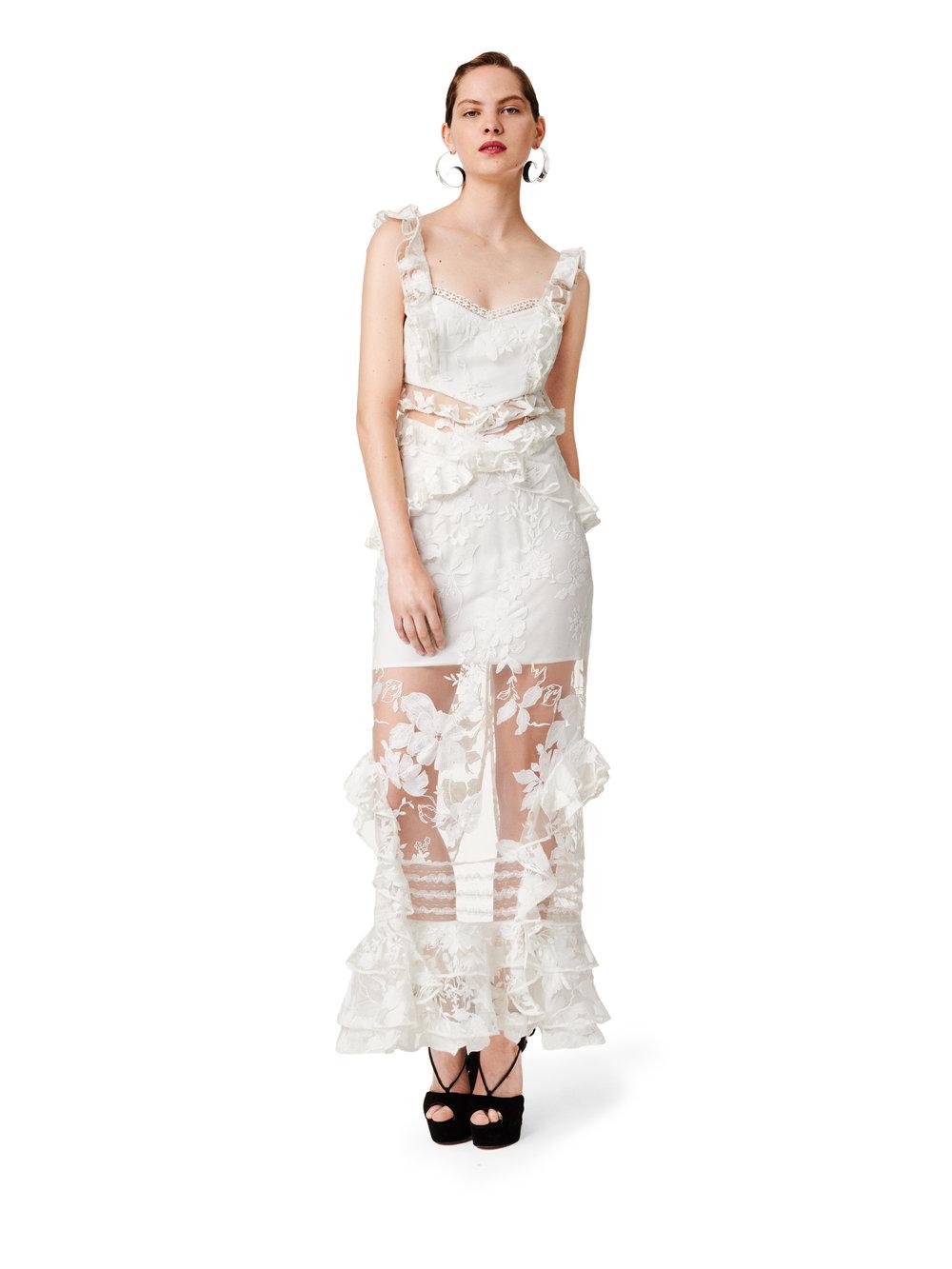 Bouquet Dress £440