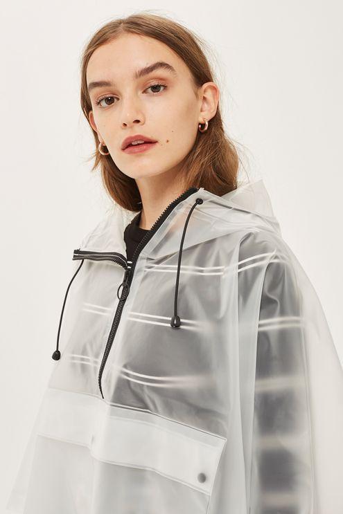 Raincoat by Topshop - £18