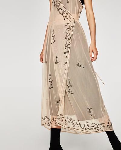Dress by Zara - £15.99
