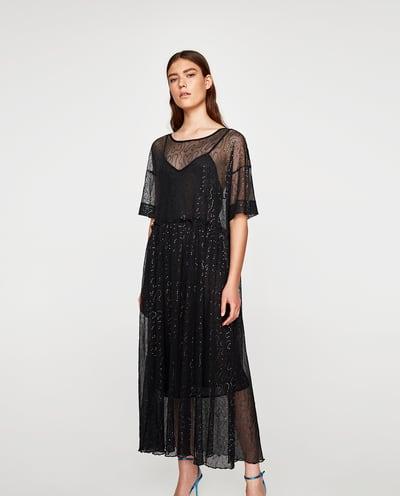 Dress by Zara - £12.99
