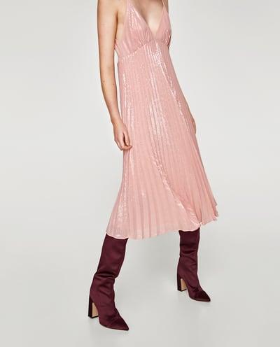 Dress by Zara - £19.99