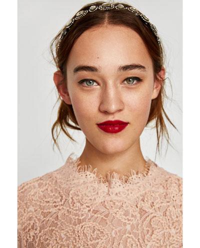Top by Zara - £17.99