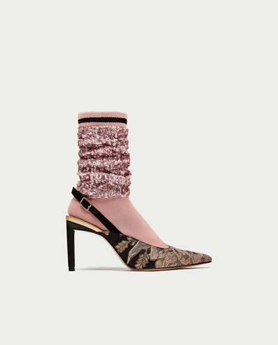 Shoes by Zara - £29.99