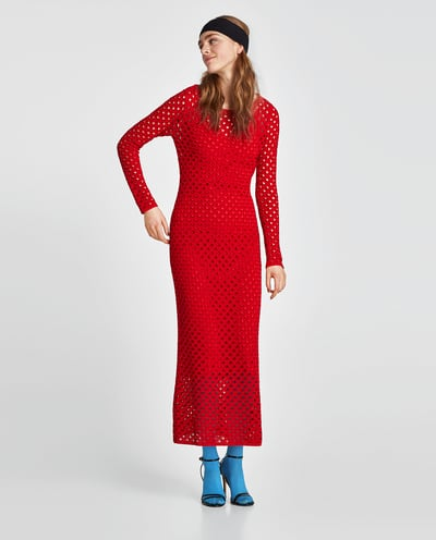 Dress by Zara - £39.99