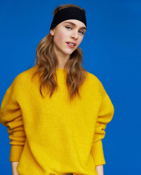 Oversized Sweater by Zara - £29.99