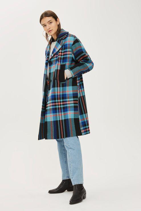 Coat by Topshop - £99